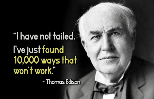 Over coming failure